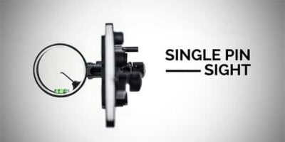 Benefits of a Single Pin Bow Sight